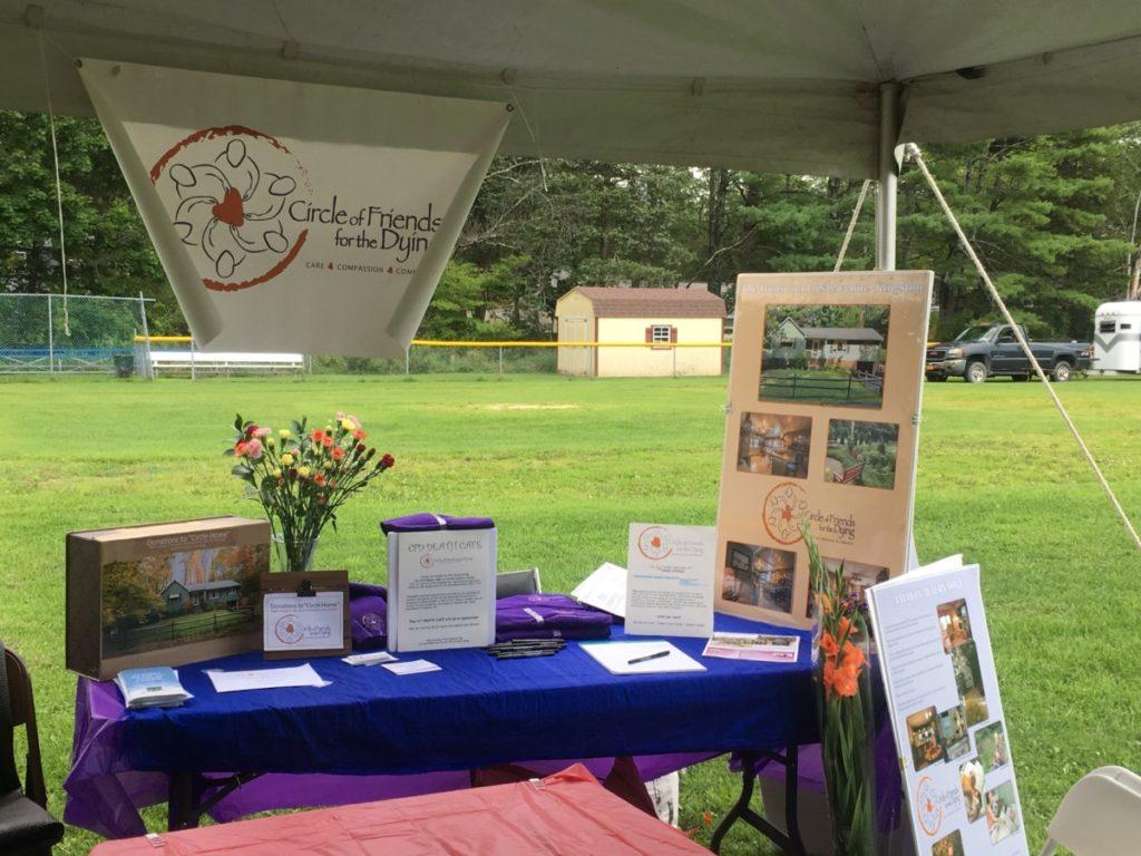 CFD at Woodstock Volunteers Day